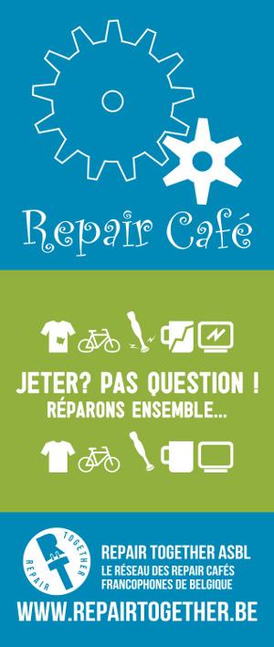 Affiche du Repair Café