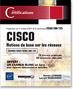 cisco notions de base sur les reseaux preparation au 1er module icnd1 de la certification ccna 200 125 9782409009709 M