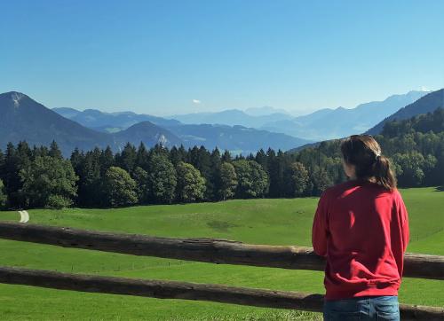 Les Alpes bavaroises - Clara Beguin - 2018