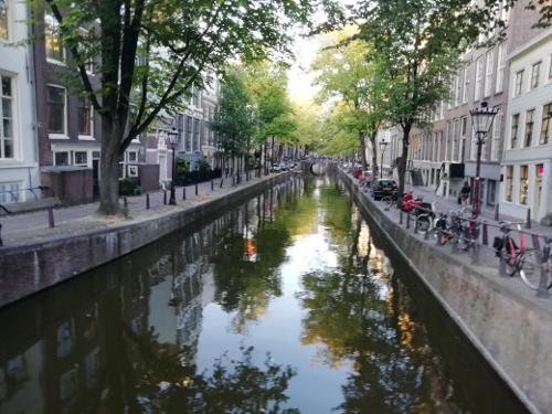 Photo d'un autre canal à Utrecht