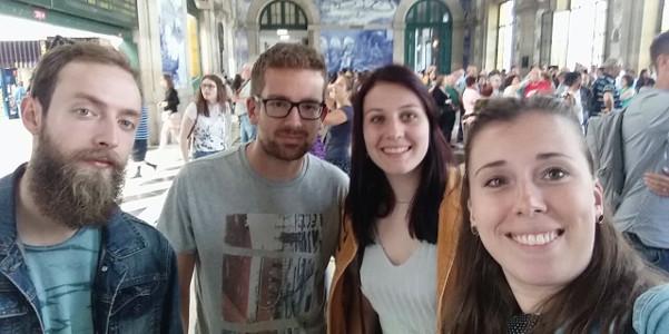Les quatre fantastiques sont à Porto