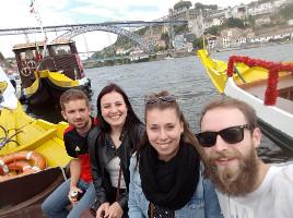 etudiants hers porto douro 2018