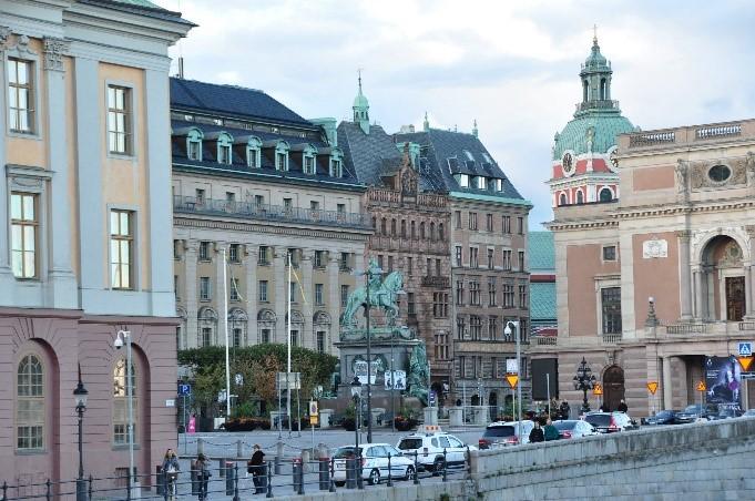 Gamla Stan - Stockholm - Photo de Julie Hermans - 2018