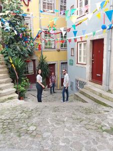 ruelles porto etudiants hers 2018