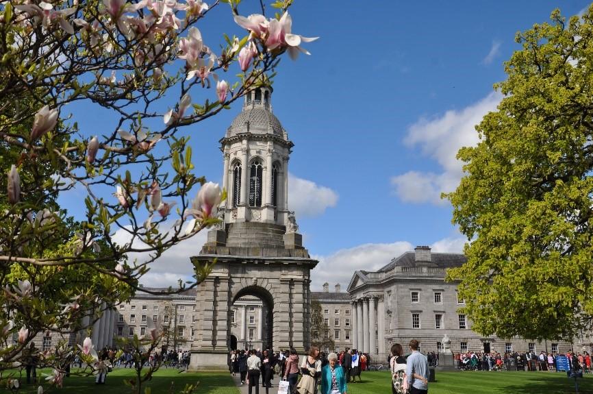 trinity college dublin laura lecouturier