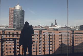 Ville d'Hambourg - Violaine J.
