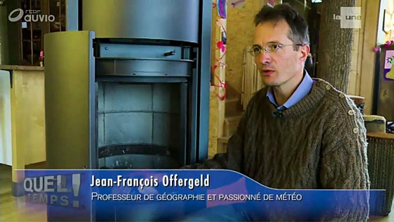 Jean-François Offergeld - Les stations météo - mars 2018