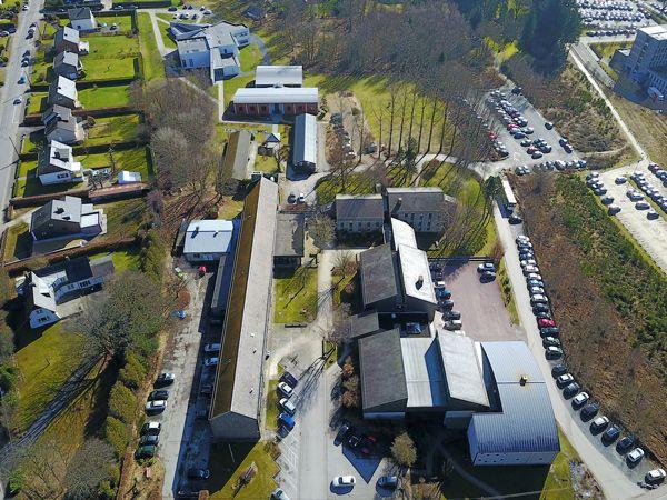 Bibliothèque du Campus de Libramont