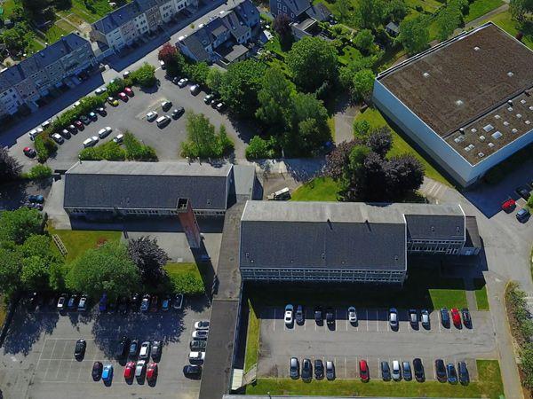 Bibliothèque du Campus d'Arlon